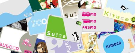 Japanese Train Card