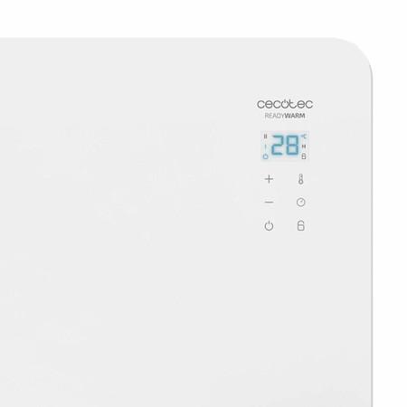 Radiador inteligente Cecotec de 1500W, con conectividad WiFi, por 62 euros en Amazon