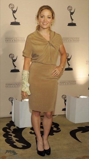 Erika Christensen gala de la Academia de Televisión 2011