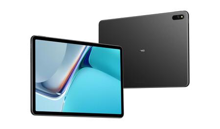 Huawei MatePad 11: el Snapdragon 865 y una pantalla de 120 Hz acompañan al estreno de HarmonyOS en esta nueva tablet