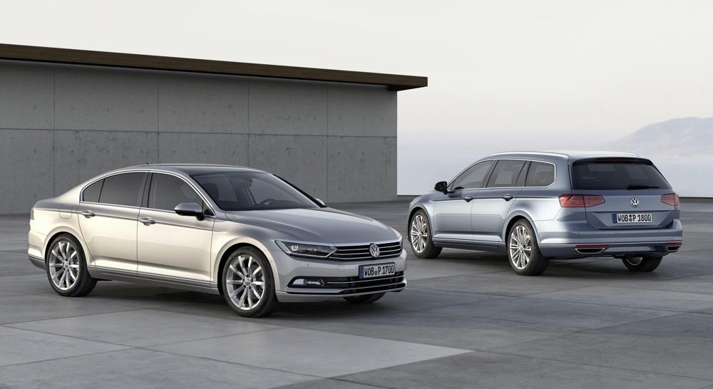 Volkswagen Passat 2015 6 9