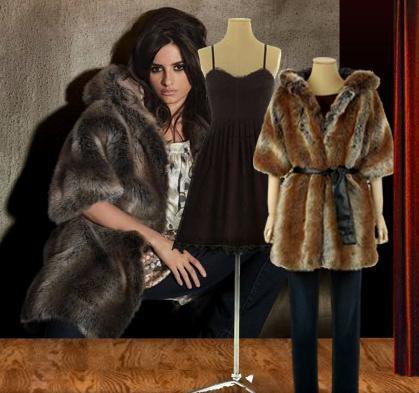 ¡Quiero el abrigo de Penélope Cruz!