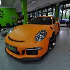 Foto 4 de 12 de la galería porsche-911-gt3-rs-naranja-mate en Motorpasión