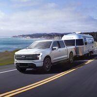 Ford se viene arriba con la producción de la pick-up eléctrica Ford F-150 Lightning y dobla la apuesta