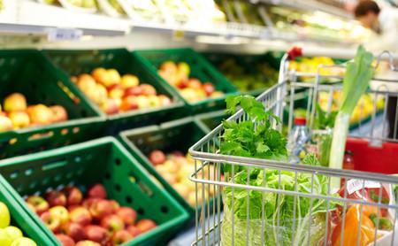Esto es lo que hay en el carrito de la compra de un nutricionista