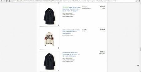 ¡Ya puedes conseguir en ebay la colección de Isabel Marant para H&M!