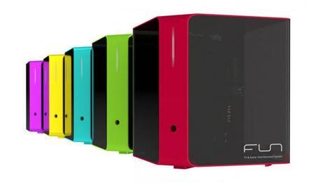 ZTE9 FunBox, la consola de videojuegos con Android que desembarca desde China