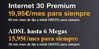 Jazztel se atreve a fijar precios definitivos en su ADSL a la altura de precios promocionales