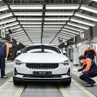 El Polestar 2 empieza a producirse en China a pesar del coronavirus: Europa, primer destino del coche eléctrico compacto