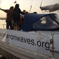 'Women on Waves', así es el barco que practicó entre 60 y 70 abortos a mexicanas en aguas internacionales