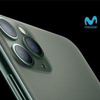 Precios iPhone 11, 11 Pro y 11 Pro Max con tarifas Movistar