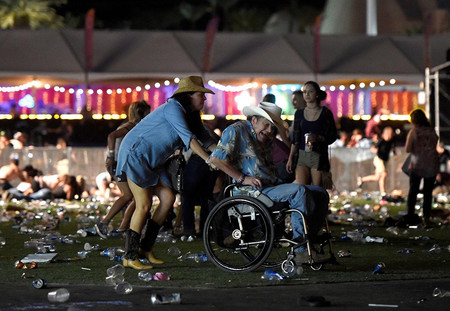 Massacre In Las Vegas David Becker