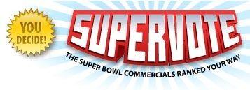 Anuncios de la SuperBowl, vota tus favoritos