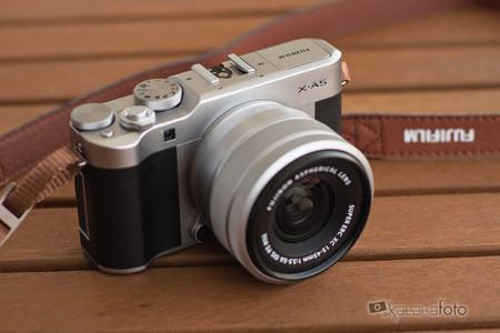 Fujifilm X A5