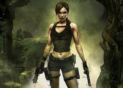 'Tomb Raider', otra vez, ¿y con Megan Fox?