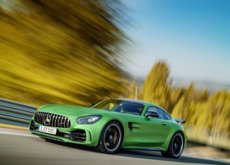 Mercedes-AMG GT R, La Bestia del Infierno Verde