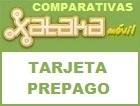 Comparativa tarifas tarjeta prepago