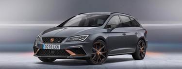 Las vagonetas merecen más mercado y el SEAT Leon CUPRA ST R lo demuestra con 300 hp