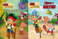 Los libros de Jake y los piratas