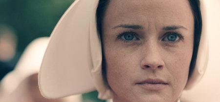 Alexis Bledel ganadora del Emmy a mejor actriz invitada de drama por 'The Handmaid's Tale'