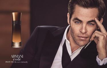 Chris Pine y Armani Parfums continúan con la saga Armani Code con una nueva intensidad