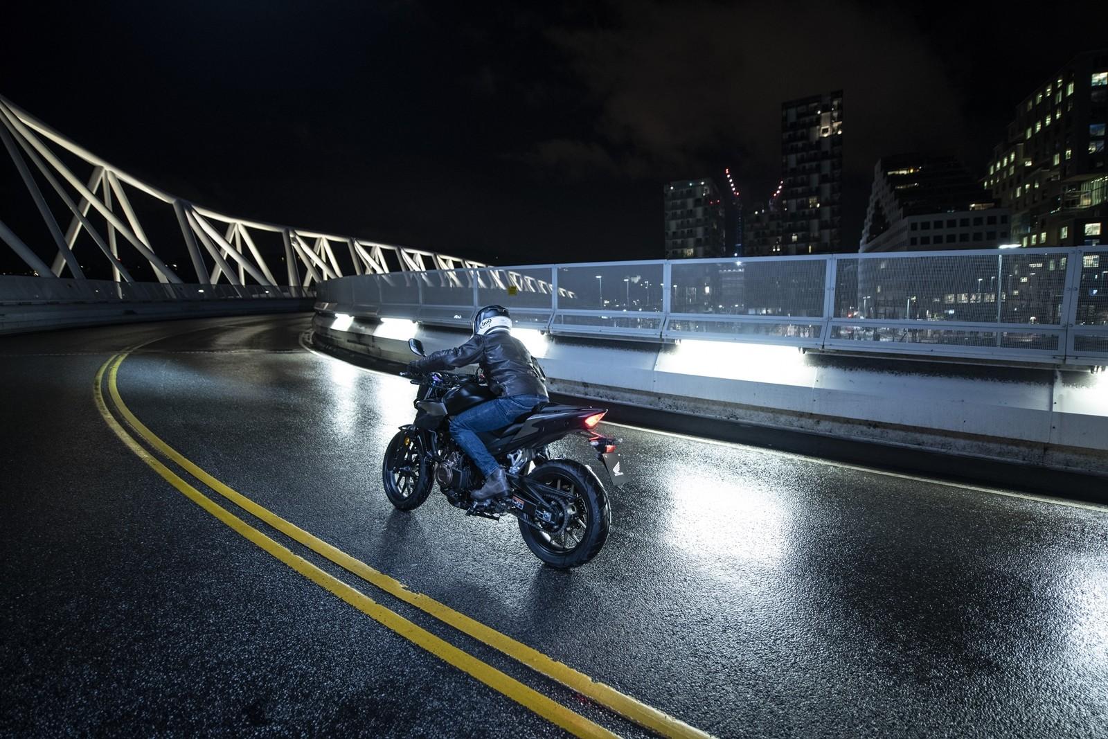 Foto de Honda CB500F 2019 (16/51)