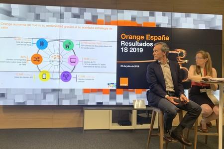 Orange supera ya los 3 millones de clientes en fibra, un 75% de su base de clientes de banda ancha fija