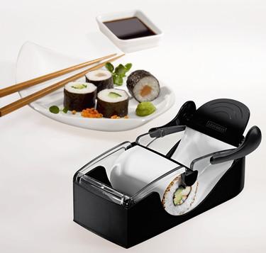 Maravillosa máquina para hacer sushi de Leifheit