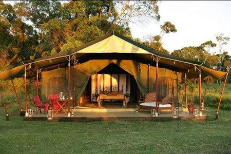 Vacaciones de lujo en Elephant Pepper Camp, Kenia