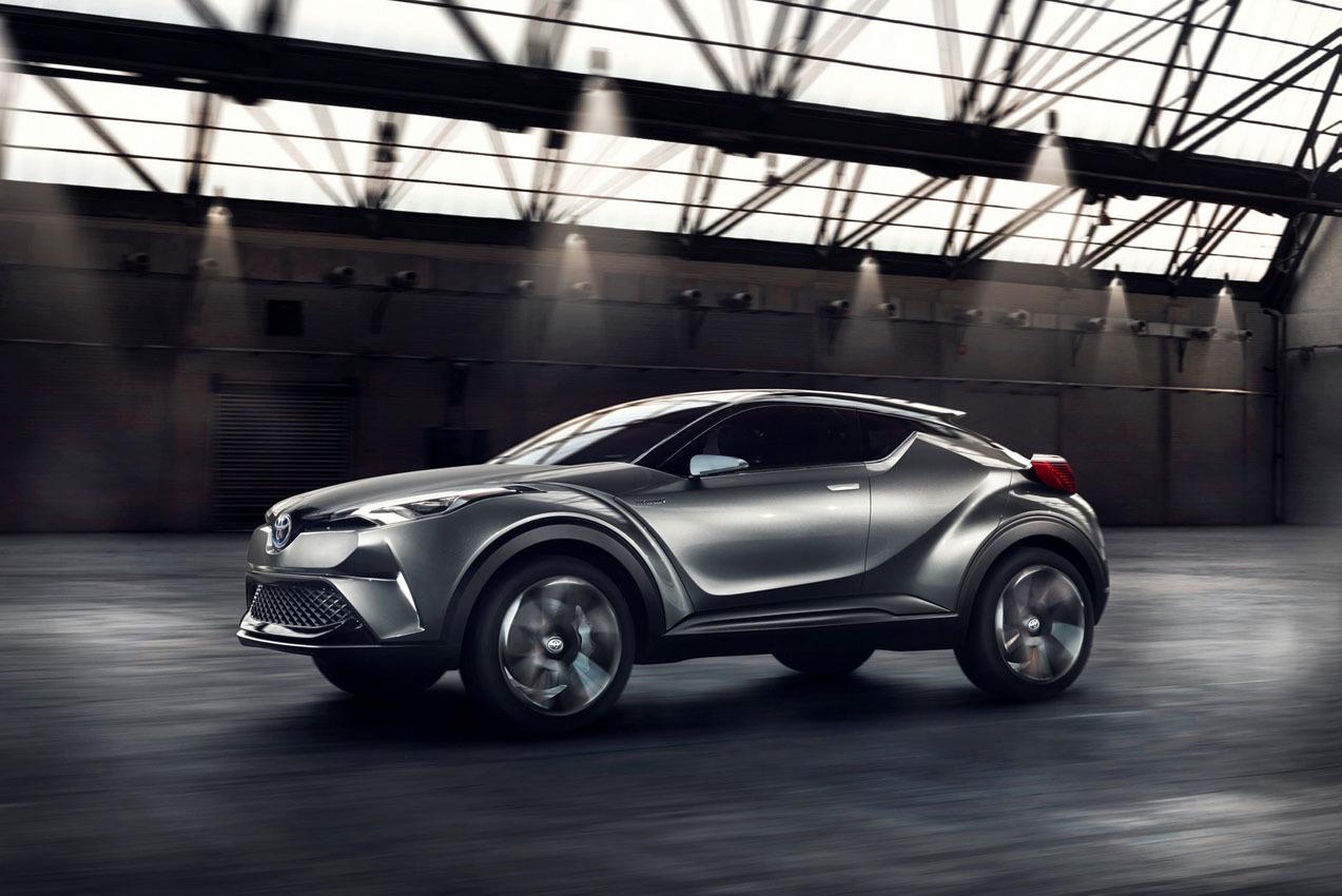 Foto de Toyota C-HR concept (8/15)