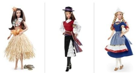 Barbie y sus muñecas del mundo
