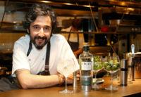 Presentación del espacio Oxley Gentlemen Club con el chef Diego Guerrero