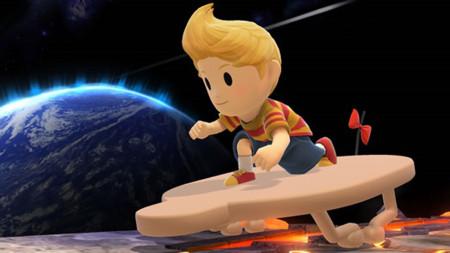 Nintendo da a conocer la fecha de llegada de Lucas en Super Smash Bros