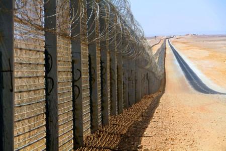 Israel Egipto Fronter