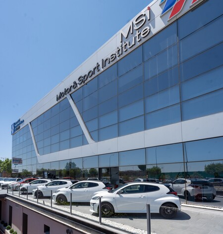 Toyota Gazoo Racing Iberian Cup 19