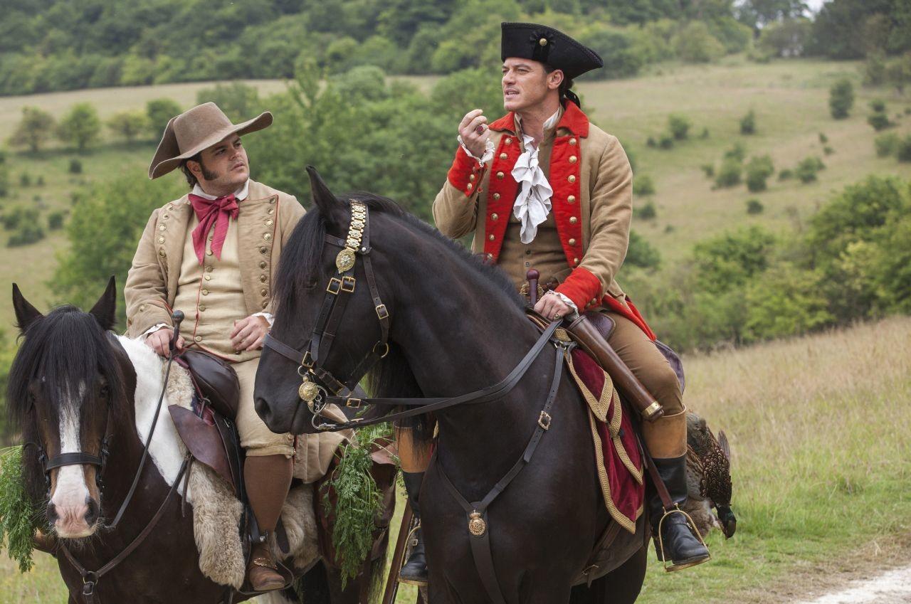 Foto de 'La bella y la bestia', imágenes oficiales de los protagonistas del remake (6/9)