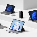 Surface Pro 8, Surface Go 3, Surface Duo 2, Surface Laptop Studio: estas son las características y precios de los nuevos Surface