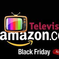 Black Friday 2018 en Amazon: los mejores oferta en televisores