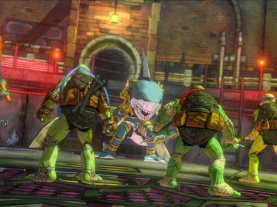 Teenage Mutant Ninja Turtles: Mutants in Manhattan preparan sus armas para el 24 de mayo