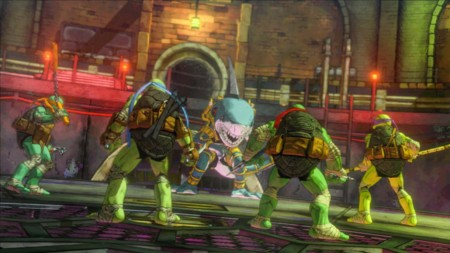 Teenage Mutant Ninja Turtles: Mutants in Manhattan preparan sus armas para el 24 de mayo