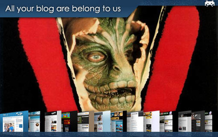 All your blog are belong to us (XXVI)
