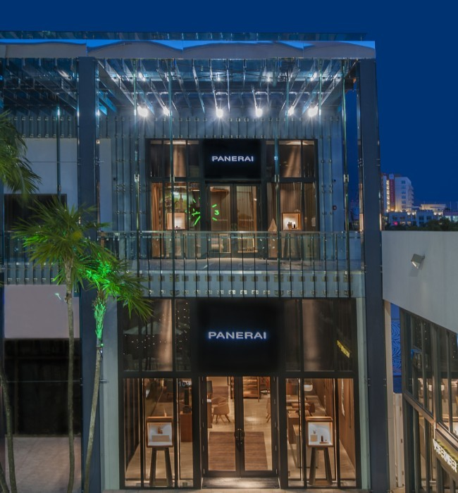 Panerai Boutique Miamiportada