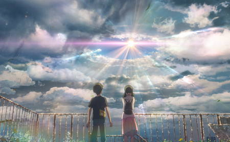 San Sebastián 2019: 'El tiempo contigo'. Makoto Shinkai intenta repetir 'Your Name' sin demasiada fortuna