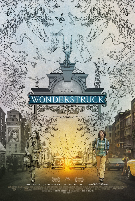 Segundo poster de Wonderstruck (El Museo De Las Maravillas)
