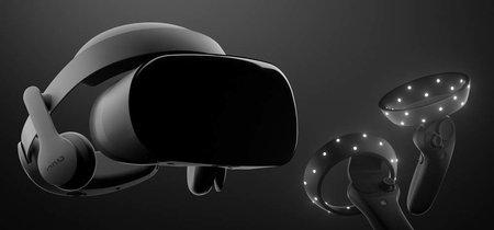 HMD Odyssey: las gafas de realidad virtual de Samsung para Windows Mixed Reality