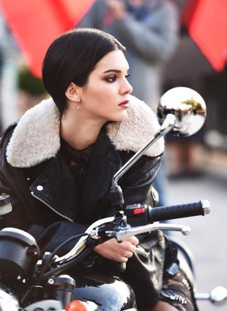 Kendall Jenner se convierte en el nuevo rostro de Estée Lauder