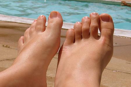 Un mini-masaje de pies contra el insomnio