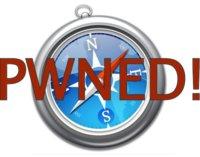 De nuevo, Mac OS X y Safari caen los primeros en la Pwn2Own 2011