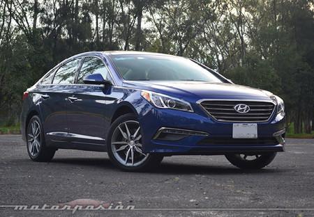 Hyundai Sonata, prueba (parte 1)