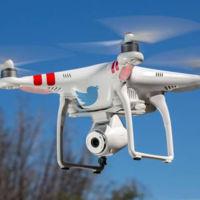 Twitter quiere que los selfies realizados desde drones se controlen vía tweets